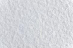 Ομαλό χιόνι σύστασης Στοκ φωτογραφία με δικαίωμα ελεύθερης χρήσης