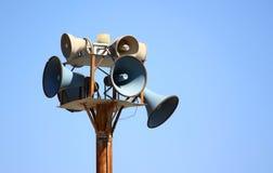 ομιλητές Στοκ φωτογραφία με δικαίωμα ελεύθερης χρήσης