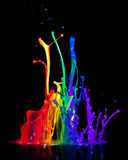ομιλητής χρωμάτων στοκ φωτογραφία με δικαίωμα ελεύθερης χρήσης
