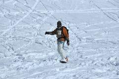 ομιλούσα ταινία χιονιού σ στοκ φωτογραφία με δικαίωμα ελεύθερης χρήσης