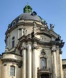 δομινικανό lviv καθεδρικών ναών Στοκ φωτογραφίες με δικαίωμα ελεύθερης χρήσης