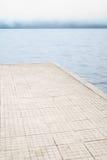 ομιχλώδες τοπίο Στοκ φωτογραφία με δικαίωμα ελεύθερης χρήσης