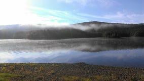 ομιχλώδες βουνό Στοκ εικόνα με δικαίωμα ελεύθερης χρήσης