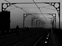 ομιχλώδες πρωί Στοκ Φωτογραφία