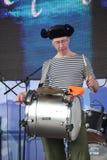 Ομιλία της ρωσικής λαϊκής ορχήστρας του otava συνόλων yo Στοκ φωτογραφία με δικαίωμα ελεύθερης χρήσης