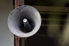 Ομιλητής κέρατων Στοκ Εικόνα