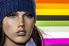 Ομοίωμα γυναικών στοκ εικόνα με δικαίωμα ελεύθερης χρήσης