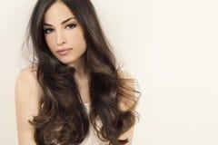 Ομορφιά και hairstyle στοκ φωτογραφίες με δικαίωμα ελεύθερης χρήσης