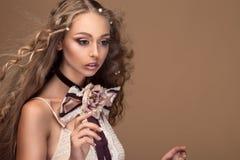 Ομορφιά μαργαριταριών μαργαριταριών Στοκ εικόνα με δικαίωμα ελεύθερης χρήσης