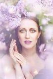Ομορφιά στην πασχαλιά στοκ φωτογραφία με δικαίωμα ελεύθερης χρήσης