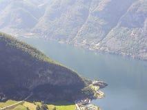 Ομορφιά της Νορβηγίας στοκ εικόνα