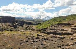 Ομορφιά τοπίων της Ισλανδίας στην Ευρώπη Στοκ εικόνα με δικαίωμα ελεύθερης χρήσης