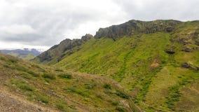 Ομορφιά τοπίων της Ισλανδίας στην Ευρώπη Στοκ φωτογραφία με δικαίωμα ελεύθερης χρήσης