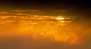 Ομορφιά του ηλιοβασιλέματος Στοκ εικόνες με δικαίωμα ελεύθερης χρήσης