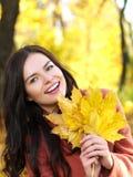 ομορφιά φθινοπώρου Στοκ φωτογραφία με δικαίωμα ελεύθερης χρήσης