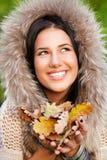 Ομορφιά φθινοπώρου Στοκ εικόνες με δικαίωμα ελεύθερης χρήσης
