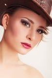 Ομορφιά eyelashes στοκ φωτογραφία με δικαίωμα ελεύθερης χρήσης