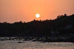 Ομορφιά Goa στοκ εικόνα