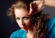Ομορφιά Lera Στοκ εικόνες με δικαίωμα ελεύθερης χρήσης