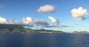 Ομορφιά St. Kitts Στοκ φωτογραφία με δικαίωμα ελεύθερης χρήσης