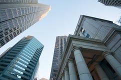 ομοσπονδιακή επιφύλαξη SAN Francisco τραπεζών Στοκ Φωτογραφία