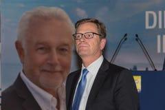 Ομοσπονδιακός ξένος Υπουργός ο Δρ Guido Westerwelle Στοκ Εικόνες
