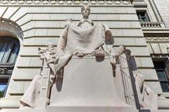 Ομοσπονδιακό κτήριο - πρόνοια, Ρόουντ Άιλαντ στοκ φωτογραφία με δικαίωμα ελεύθερης χρήσης