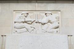 Ομοσπονδιακό κτήριο της εμπορικής Επιτροπής στοκ φωτογραφία
