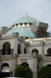 Ομοσπονδιακό μουσουλμανικό τέμενος α εδαφών Κ ένα Masjid Wilayah Persekutuan Στοκ εικόνα με δικαίωμα ελεύθερης χρήσης