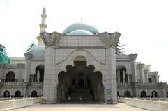 Ομοσπονδιακό μουσουλμανικό τέμενος α εδαφών Κ ένα Masjid Wilayah Persekutuan Στοκ Φωτογραφία