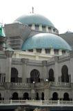 Ομοσπονδιακό μουσουλμανικό τέμενος α εδαφών Κ ένα Masjid Wilayah Persekutuan Στοκ εικόνες με δικαίωμα ελεύθερης χρήσης