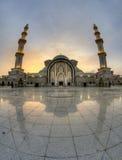 Ομοσπονδιακό μουσουλμανικό τέμενος KL Στοκ Φωτογραφίες