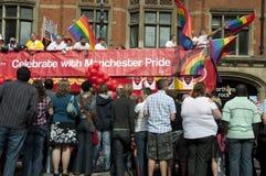 ομοφυλοφιλική πλατφόρμ&alp Στοκ Εικόνες