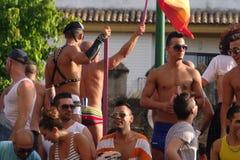 ομοφυλοφιλική υπερηφάν& Στοκ εικόνες με δικαίωμα ελεύθερης χρήσης