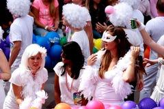 ομοφυλοφιλική υπερηφάν& Στοκ Εικόνα