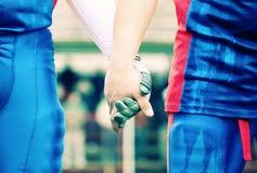 ομοφυλοφιλικός συνερ& Στοκ Εικόνα