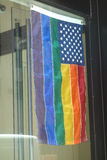 Ομοφυλοφιλικές Ηνωμένες Πολιτείες Στοκ Εικόνα
