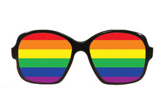 Ομοφυλοφιλική έννοια καλλιέργειας. Στοκ εικόνες με δικαίωμα ελεύθερης χρήσης