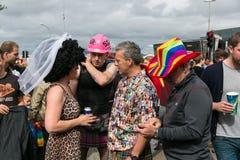 Ομοφυλοφιλική υπερηφάνεια Β Στοκ Φωτογραφία