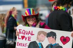 Ομοφυλοφιλική υπερηφάνεια ΙΙΙ Στοκ Εικόνες