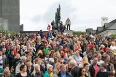 Ομοφυλοφιλική υπερηφάνεια ΙΙ Στοκ φωτογραφίες με δικαίωμα ελεύθερης χρήσης