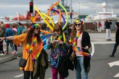 Ομοφυλοφιλική υπερηφάνεια Ι Στοκ εικόνα με δικαίωμα ελεύθερης χρήσης