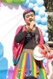 Ομοφυλοφιλική υπερηφάνεια Μάρτιος σε Mumbai Στοκ φωτογραφία με δικαίωμα ελεύθερης χρήσης