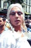 Ομοφυλοφιλική υπερηφάνεια - Παρίσι Στοκ Εικόνες