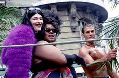 Ομοφυλοφιλική υπερηφάνεια - Παρίσι στοκ φωτογραφίες