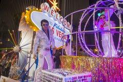 Ομοφυλοφιλική υπερηφάνεια του Λας Βέγκας Στοκ Φωτογραφίες