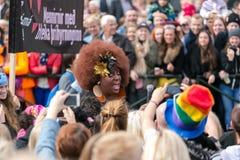 Ομοφυλοφιλική υπερηφάνεια ΧΙΙΙ Στοκ Φωτογραφία
