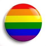 Ομοφυλοφιλική υπερηφάνεια ελεύθερη απεικόνιση δικαιώματος