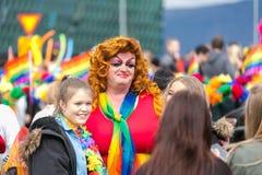 Ομοφυλοφιλική υπερηφάνεια IV Στοκ Εικόνα