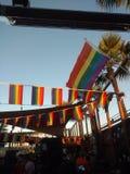 ομοφυλοφιλική υπερηφάν& Στοκ Φωτογραφία
